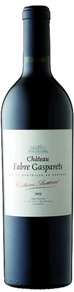 Château Fabre Gasparets 2017