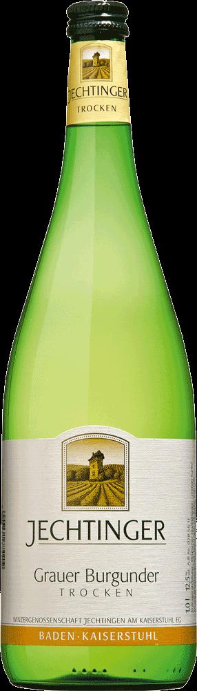 Jechtinger Grauer Burgunder 1 Liter