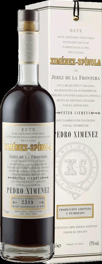 Ximenez-Spinola Very Old Harvest Pedro Ximenez