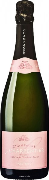 Champagne J. Charpentier Rosé Brut