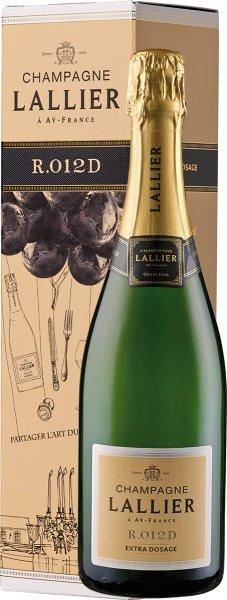 Champagne Lallier Extra Dosage - in Geschenkkarton -