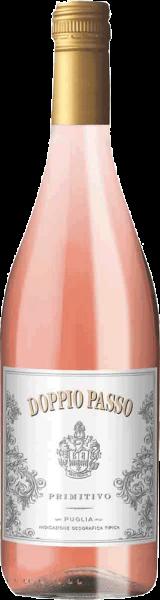 Doppio Passo Rosé Primitivo Rosato