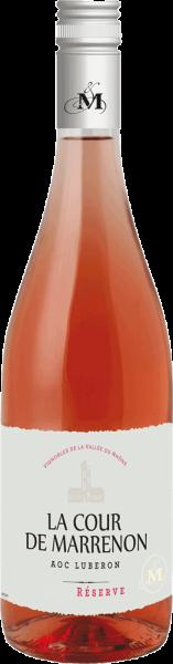 La Cour de Marrenon Luberon Rosé Réserve