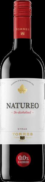 Miguel Torres Torres Natureo Syrah Rotwein Alkoholfrei 2019 - Alkoholfreier Wein