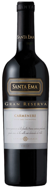 Santa Ema Carmenère Gran Reserva