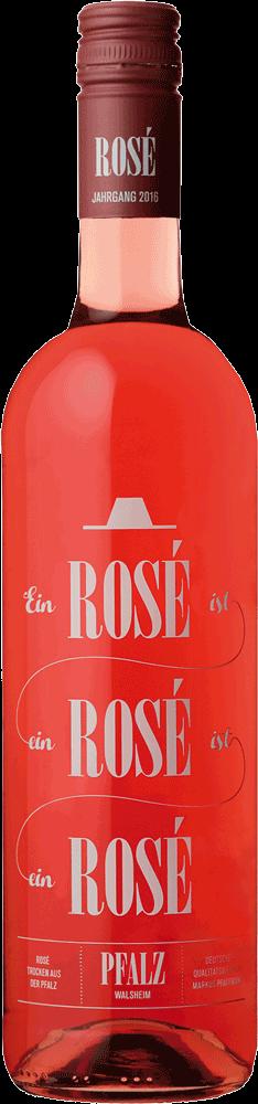 Pfaffmann Ein Rosé ist ein Rosé ist ein Rosé (Wein)
