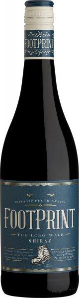 African Pride Wines Footprint Shiraz