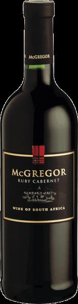 McGregor Ruby Cabernet 1 Liter 2018