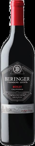 Beringer Merlot Founders' Estate