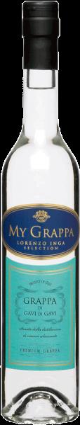 Lorenzo Inga My Grappa Gavi di Gavi