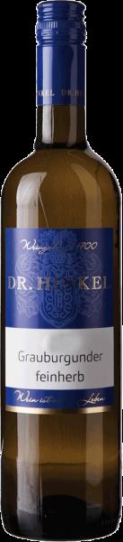 Dr. Hinkel Grauburgunder feinherb