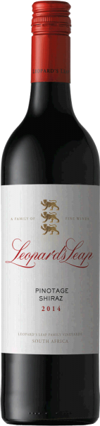 Leopard's Leap Family Vineyards Leopard's Leap Pinotage Shiraz 2017