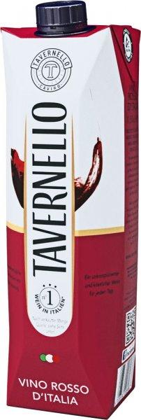 Tavernello Vino D'italia Rosso