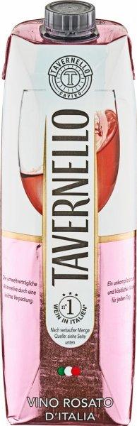 Tavernello Vino D'Italia Rosato