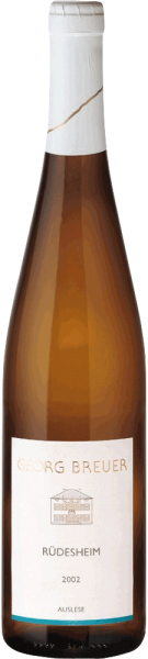 Georg Breuer Rheingau Riesling Auslese (0,375 L) - Halbe Flasche