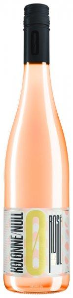 Kolonne Null Rosé 2020 - Alkoholfreier Wein