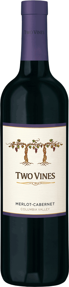 Columbia Crest Two Vines Merlot-Cabernet