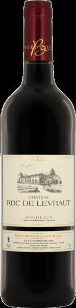 Chateau Roc de Levraut 1 Liter 2017 Bordeaux