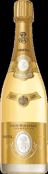Champagne Louis Roederer Cristal Brut 2013