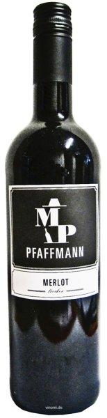 Markus Pfaffmann Merlot trocken