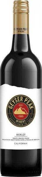 Geyser Peak Winery Geyser Peak Merlot 2016