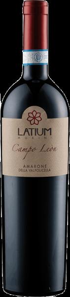 Latium Morini Amarone delle Valpolicella Campo Leon