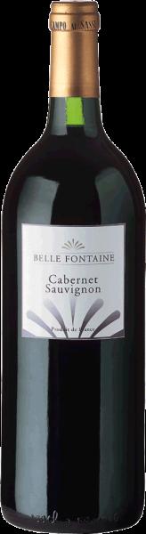 Belle Fontaine Cabernet Sauvignon 1 Liter