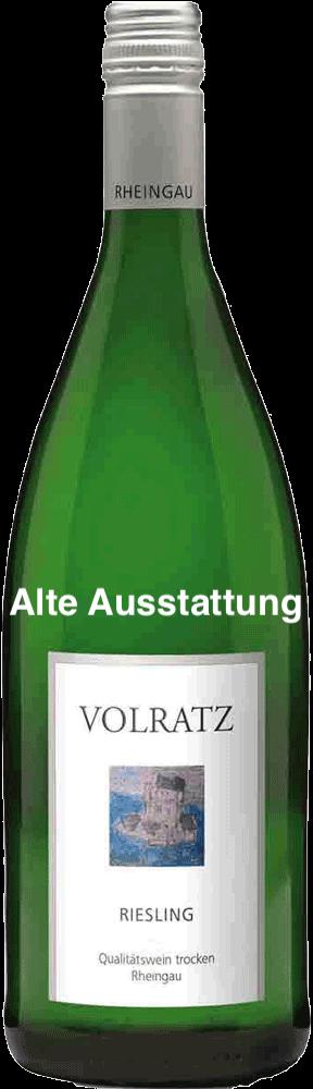 Volratz Riesling - 1 Liter - Schloss Vollrads