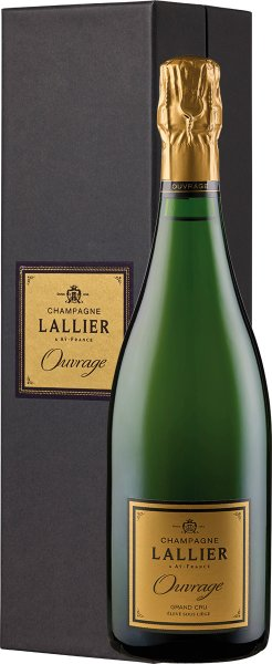 Champagne Lallier Cuvée Ouvrage