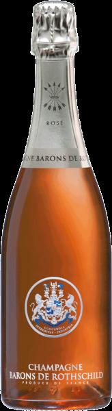Champagne Barons de Rothschild Brut Rosé