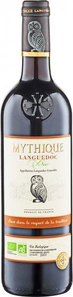 Vignerons de la Méditerranée Mythique Languedoc Rouge 2019 - (BIO)