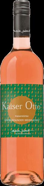 Kaiser Otto III Kaiserstühler Spätburgunder Weissherbst