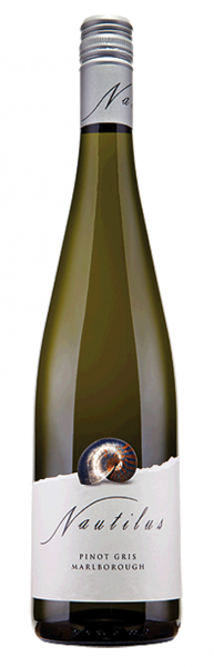 Nautilus Estate Pinot Gris Marlborough 2017