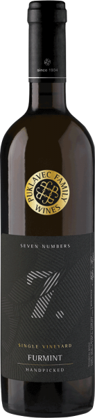 Puklavec Seven Numbers Single Vineyard Furmint