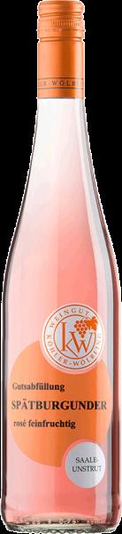 Köhler-Wölbling Spätburgunder Rosé