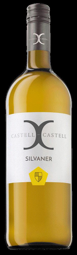 Castell-Castell Silvaner 1 Liter trocken