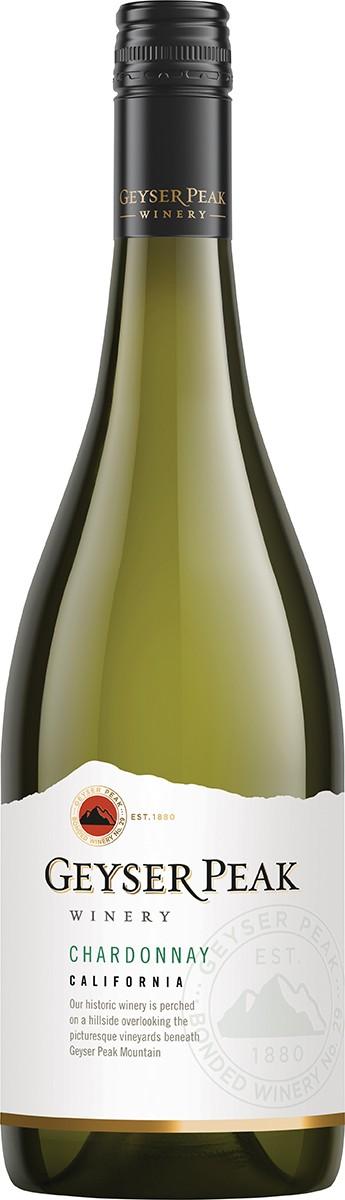 Geyser Peak Winery California Series Chardonnay 2016