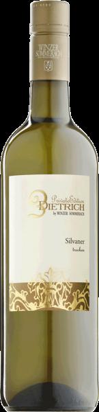 Private Edition Dietrich Silvaner Sommerach