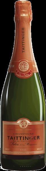 Champagne Taittinger Folies de la Marquetterie
