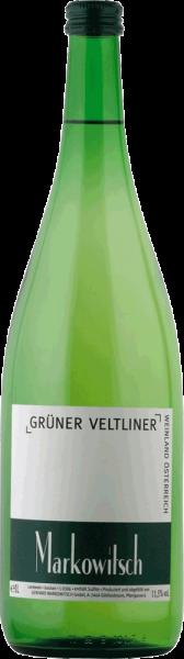 Gerhard Markowitsch Grüner Veltliner 1 Liter