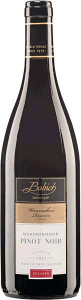 Babich Wines Pinot Noir Winemakers Reserve 2018