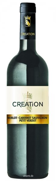 Creation Merlot Cabernet Sauvignon Petit Verdot