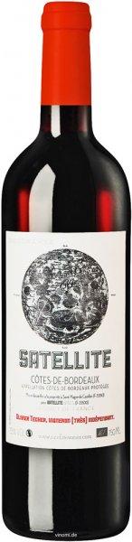 Satellite Bordeaux Rouge