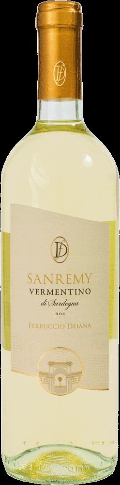 Ferruccio Deiana Sanremy Vermentino