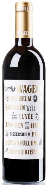 Weingut Wageck Wageck Wilhelm Rotwein Cuvée 2014