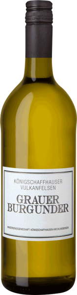 WG Königschaffhausen Königschaffhauser Vulkanfelsen Grauburgunder 1 Liter 2019