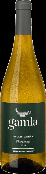 Golan Heights Winery Gamla Chardonnay Koscher Wein 2019