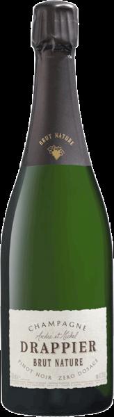 Drappier Brut Nature Zero Dosage Champagner