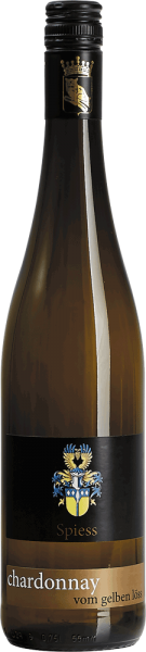 Weingut Spiess Chardonnay vom gelben Löss 2018