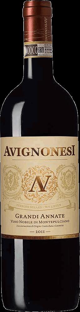 Avignonesi Grandi Annate Vino Nobile di Montepulciano
